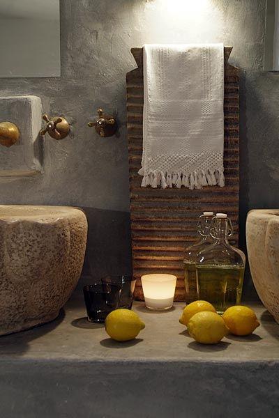Rustic vanity. #bathroom #bathroomdesign #bathroomremodel