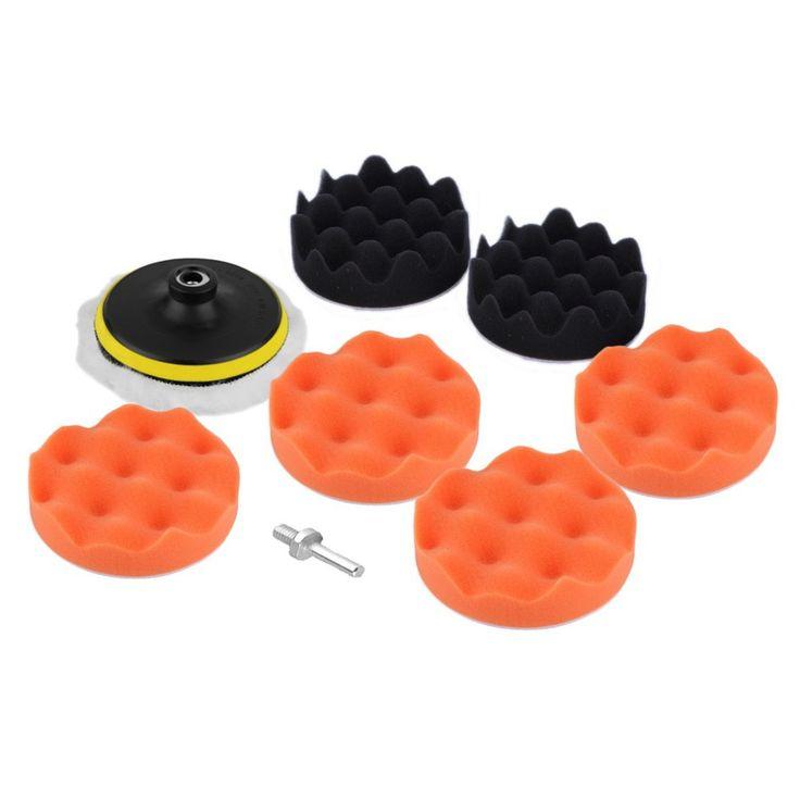 $5.04 (Buy here: https://alitems.com/g/1e8d114494ebda23ff8b16525dc3e8/?i=5&ulp=https%3A%2F%2Fwww.aliexpress.com%2Fitem%2F9pcs-4-inch-Polishing-Sponge-Pad-M10-Drill-Adapter-Kit-For-Car-Auto-Polisher-Brand-New%2F32463994840.html ) 9pcs 4 inch Polishing Sponge Pad M10 Drill Adapter Kit For Car Auto Polisher Brand New for just $5.04