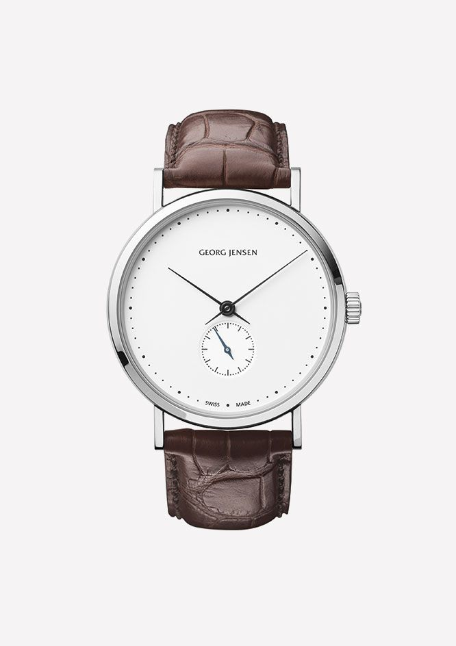 Georg Jensen relaunches The Koppel watch, designed by Henning Koppel in 1977