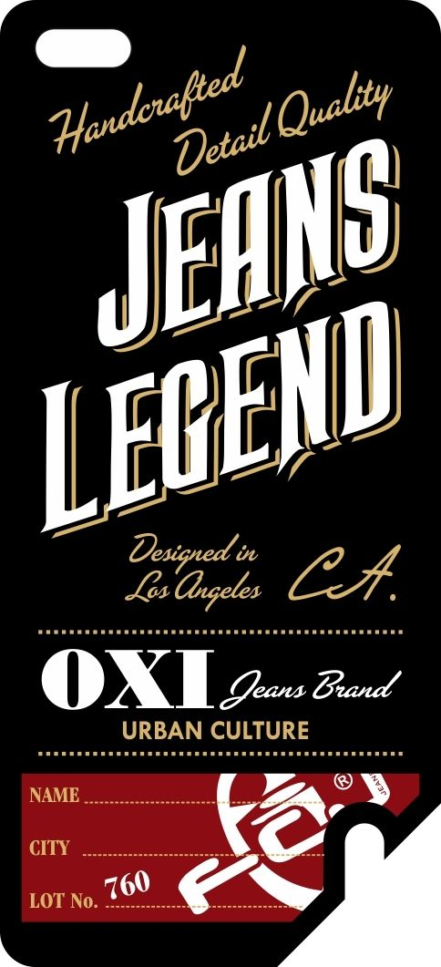 OXI Jeans on Behance
