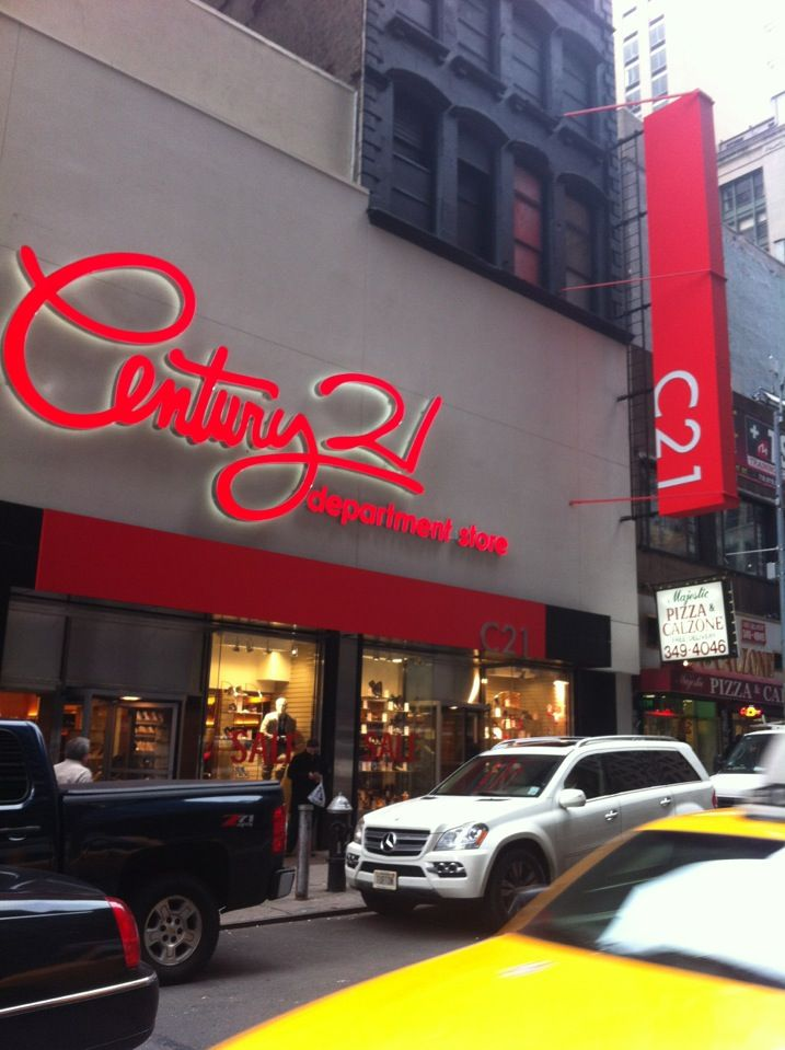 Century 21 Department Store in New York, NY: Awesome discount shopping.