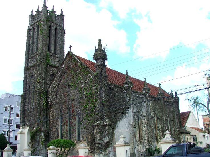 Igreja Cabeluda -Catedral Anglicana do Redentor - Foto de Elton Vergara-Nunes