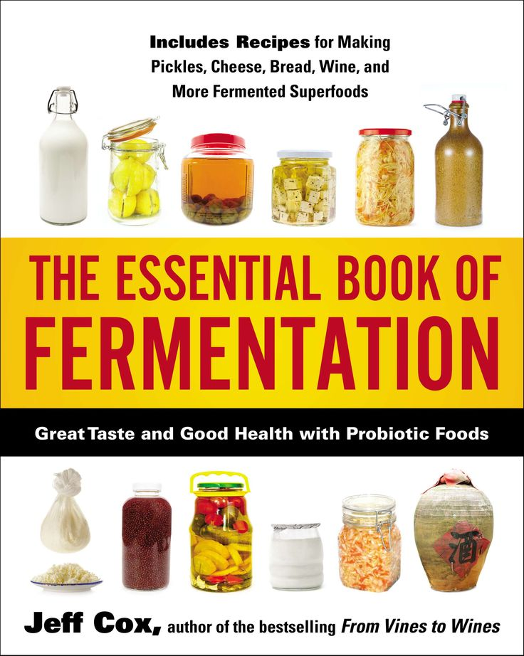 The country's leading expert on organic food delivers the ultimate guide to the new culinary health movement—feasting on fermented probiotics, from artisanal cheese to kimchi.
