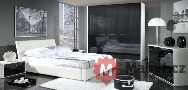 Elegantní luxusní ložnice levně? Ložnice Primo je nyní za sníženou cenu. Ušetříte 17 586 korun! http://www.mabyt.cz/32194-loznice-primo.htm
