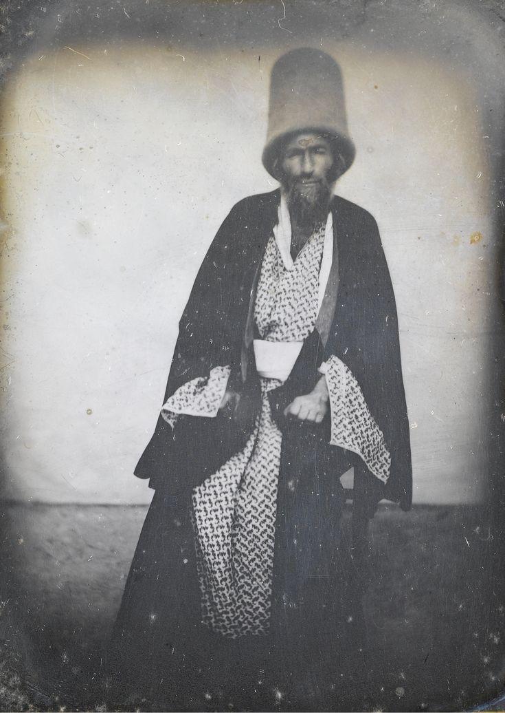 Dervish Mevlevi, 1840