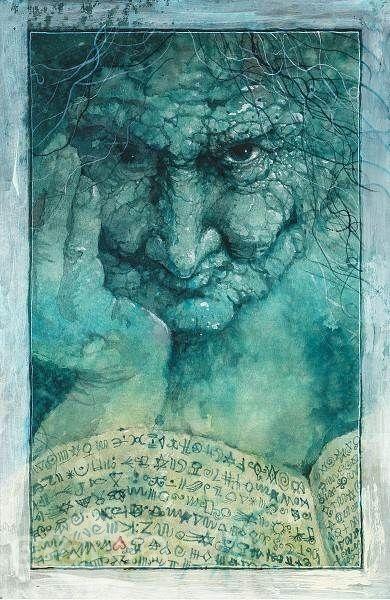 Harry Potter, ilustrace,by Pavel Čech