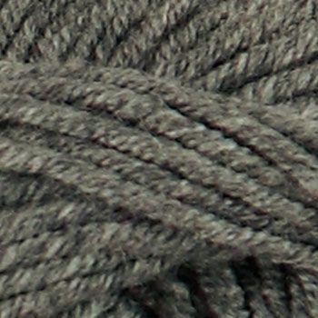 90052841 Garn merino uld grå melange