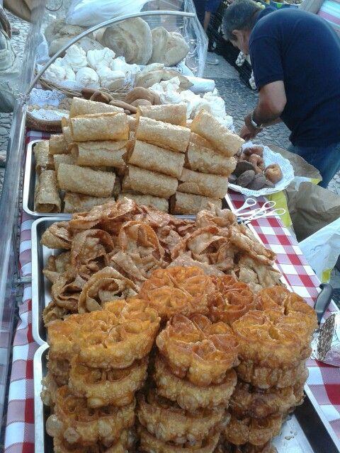 doces do algarve portugal