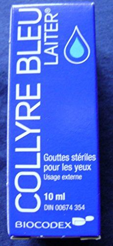 Best price on Original Laiter Collyre Bleu Eye Drops 10 Ml // See details here: http://healthycreator.com/product/original-laiter-collyre-bleu-eye-drops-10-ml/ // Truly a bargain for the inexpensive Original Laiter Collyre Bleu Eye Drops 10 Ml // Check out at this low cost item, read buyers' comments on Original Laiter Collyre Bleu Eye Drops 10 Ml, and buy it online not thinking twice! Check the price and customers' reviews…