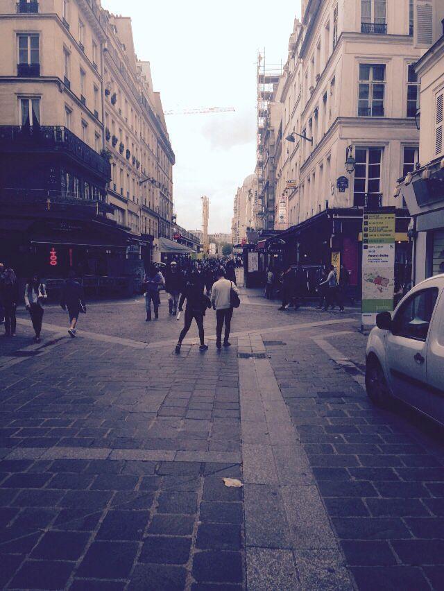 Les Halles - Paris 2014