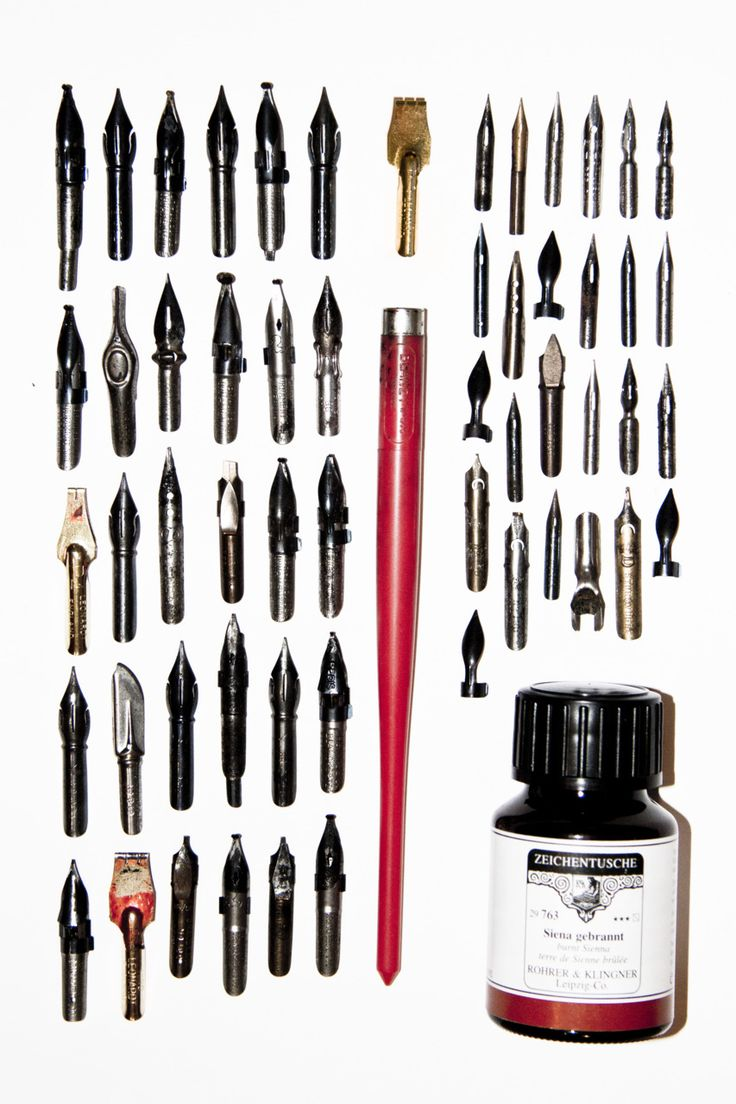 17 Best Images About Pen Nibs On Pinterest Calligraphy