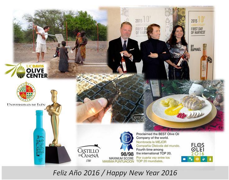 ¡Muchas gracias a todos por vuestro apoyo a lo largo de este año 2015! Os deseamos lo mejor para el Nuevo Año 2016 y os esperamos cargados de nuevos proyectos! ¡Qué seáis muy felices!  We want to thank all of you for your support throughout this year 2015! We wish you the best for this New Year 2016 with lot of new projects! Be happy!