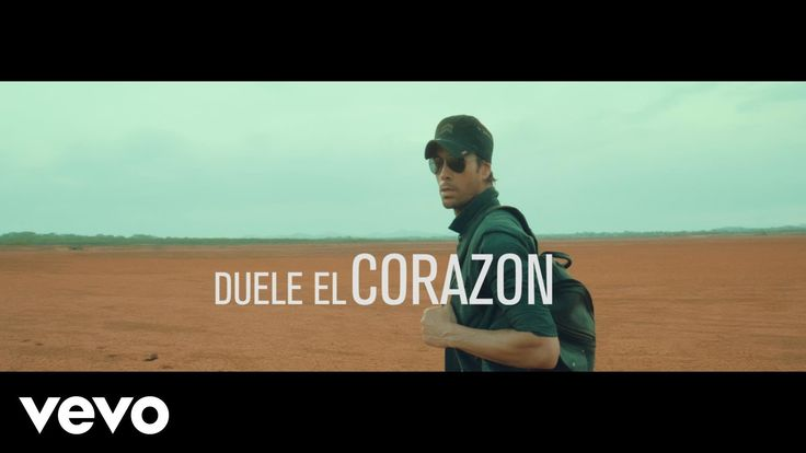 "Download/Stream Enrique Iglesias ""Duele El Corazon"" Below: Apple Music: http://smarturl.it/iDueleElCorazon?IQid=yt Amazon: http://smarturl.it/aDueleElCorazon..."