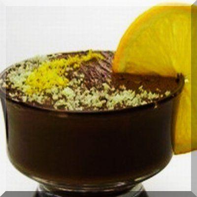 ΜΟΥΣ ΣΟΚΟΛΑΤΑΣ ΜΕ ΠΟΡΤΟΚΑΛΙ Απαλή βελούδινη γεύση με άρωμα πορτοκαλιού