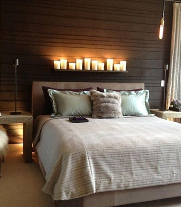 Bedroom Decorating Ideas for Couples #bedroom #couplebedroom #bedroomforcouples #decor #design #interiordesign #sexydecor #romanticdecor #romanticdesign