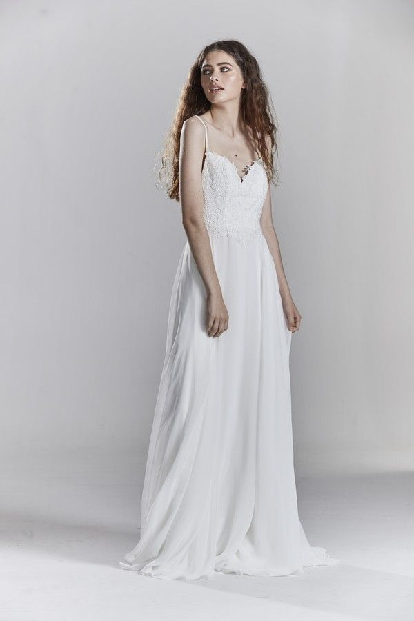 Rosemary Wedding Dress By Daisy Katie Yeung