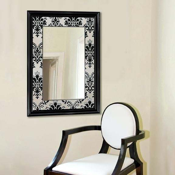 Damask Mirrors Elysian damask framed mirror framed mirrors pinterest elysian damask framed mirror framed mirrors pinterest damasks decorative mirrors and frame mirrors sisterspd