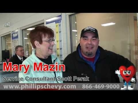 Phillips Chevrolet Service Department Customer Testimonial - New Car Sales Chicago Dealership