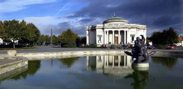 Lady Lever Art Gallery, Port Sunlight. Wirral.U.K.
