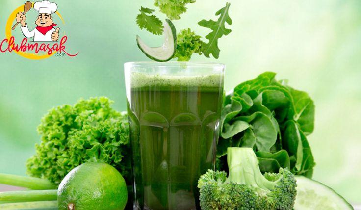 Resep Green Broccoli, Resep Masakan Berserat Tinggi, Club Masak