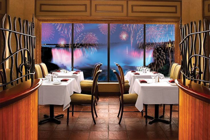 New Year's Eve at The Rainbow Room in the Crowne Plaza Hotel Niagara Falls, Ontario