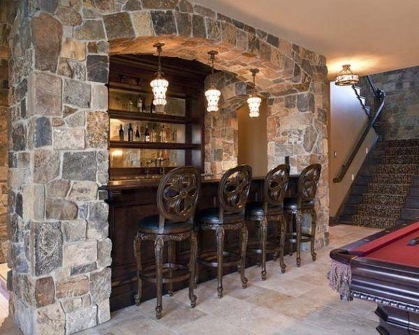 Inspirational home bar design ideas for a stylish