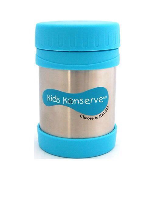 #Wellington Insulated Food Jar – #Kids #Konserve 350ml Sky  $31.95 @ www.water-bottle.co.nz