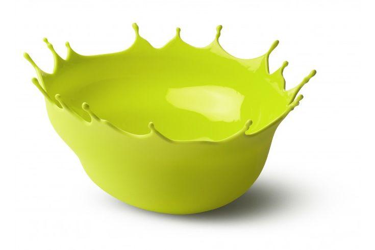Cos Dropp Verde, Ø30 cm