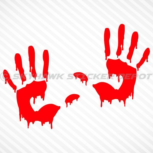 Best Zombie Walking Dead Halloween Decal Sticker Collection - Hunting decals for trucksonestate rack attack truck van window vinyl decal sticker