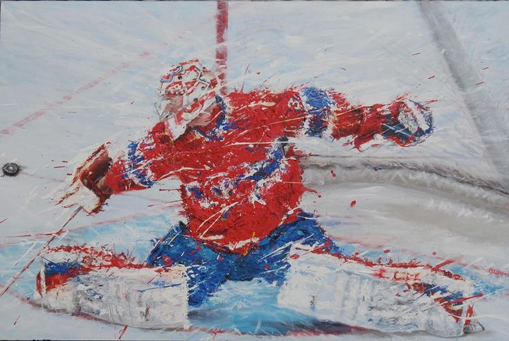 Carey Price. Par / By Blais Michel. #GoHabsGo