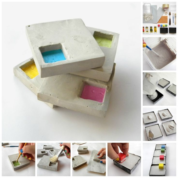 Small concrete projects easy craft ideas for Small concrete projects