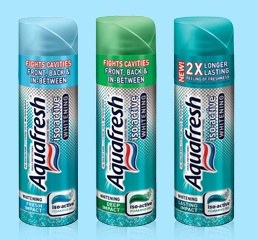 $1 Off Aquafresh Toothpaste