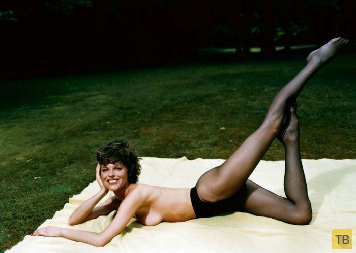 Топ 10: Самые длинные женские ноги (10 фото)