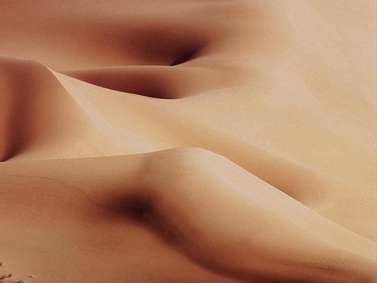 Sand dunes ...Algeria