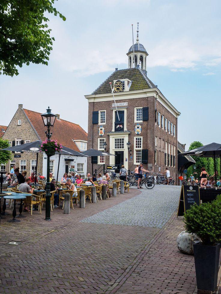 Stadhuis - Nieuwpoort - Rijksmonument