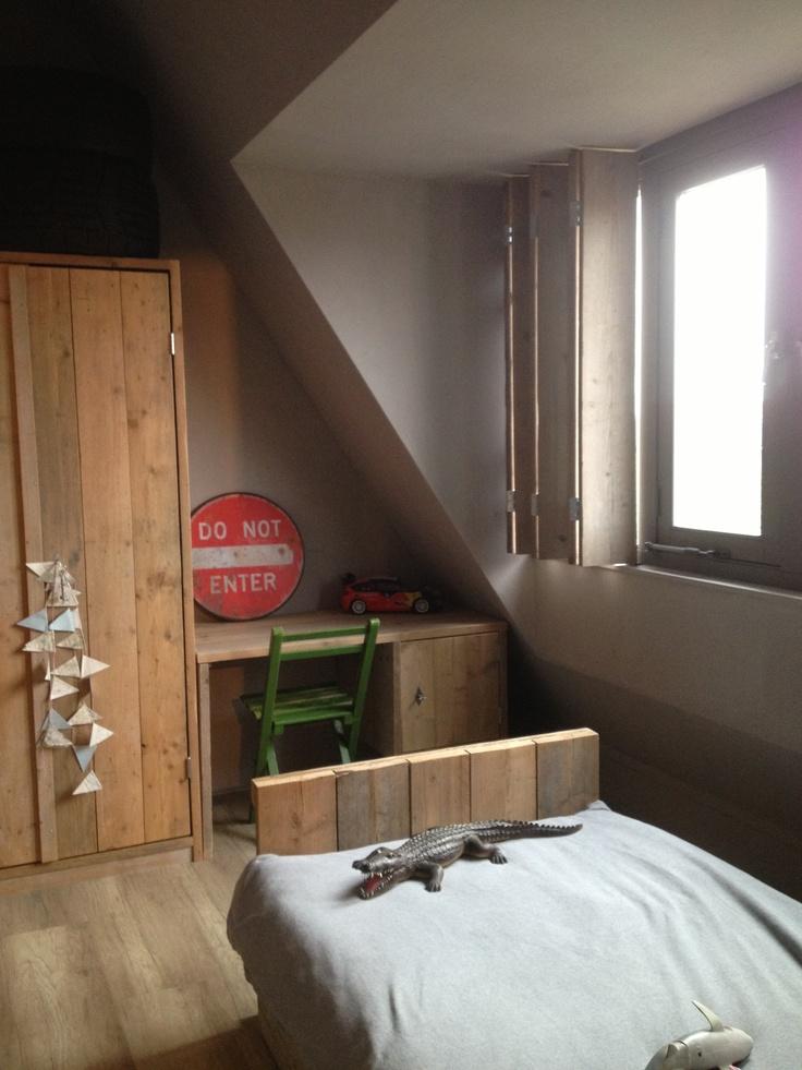 44 beste afbeeldingen over jongens slaapkamer boys room op pinterest jongens jongenskamers - Kamer blauwe jongen grijs ...