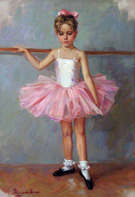 Russian princess: Pictures by a Russian artist Vladislav Nagornov - 29