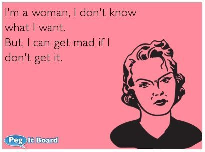 This funny e-card reminds me on my evaluating process and that I really don't know what I want. I'm hesitating.... and hesitating... (@home, 5.15pm, November 7th, 2013)