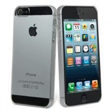 Forro Muvit Cristal iPhone 5 - Transparente  Bs.F. 84,02