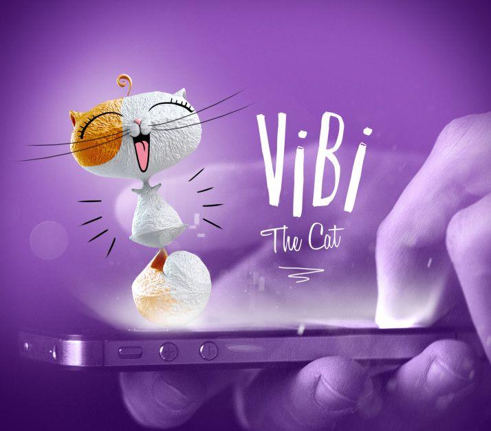 Создай легендарного персонажа для Viber's Sticky Fingers