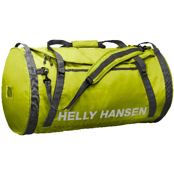 The essential year round duffel bag with waterproof hard wearing main fabric.