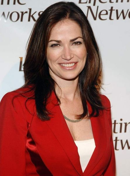 Kim Delaney; Claudia Joy; Army Wives She'll never been forgotten as Pine valley's Jenny Gardner