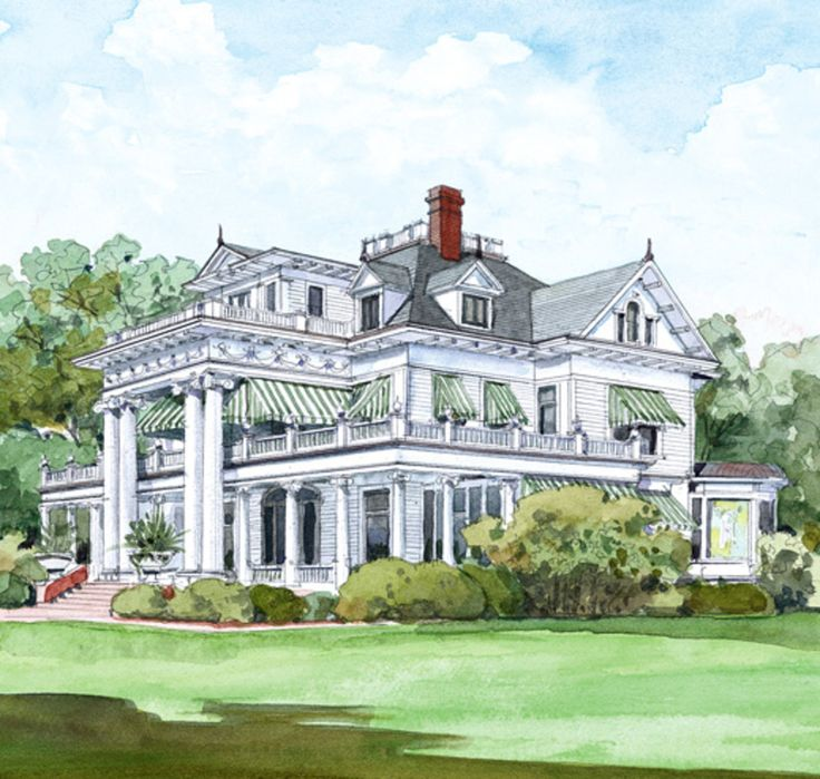 Early Colonial Revival Architecture - Old House Restoration, Products & Decorating