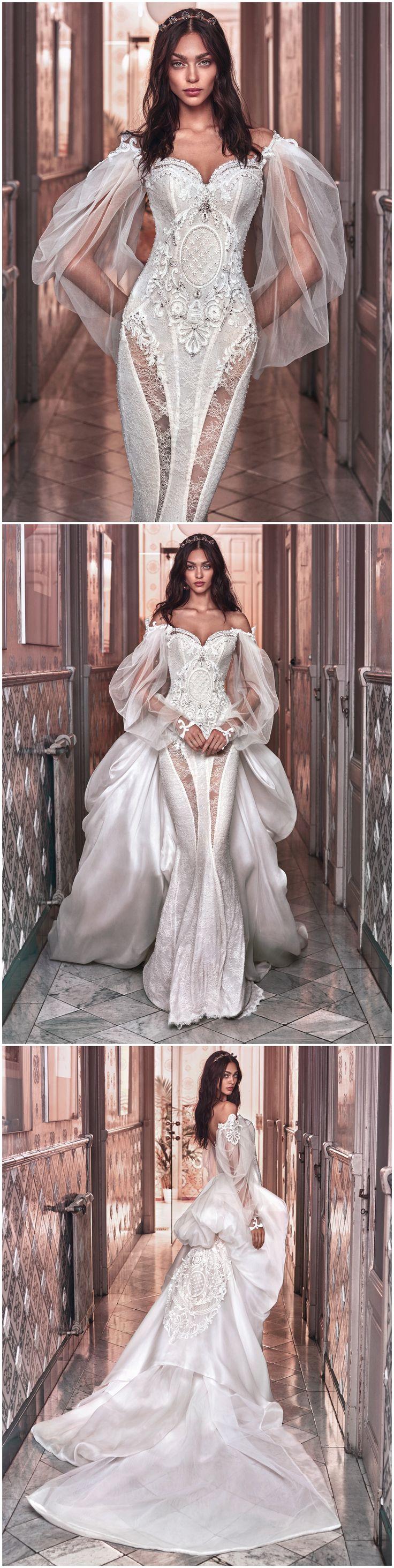 Wedding Dresses » Galia Lahav Wedding Dresses 2018 Victorian Affinity Collection » ❤️ More: http://www.weddinginclude.com/2017/06/galia-lahav-wedding-dresses-2018-victorian-affinity-collection/