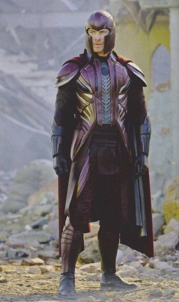 Magneto in xmen apocalypse (all rights go to the creators)