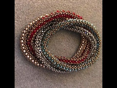 Orb Bangle Bracelet - YouTube