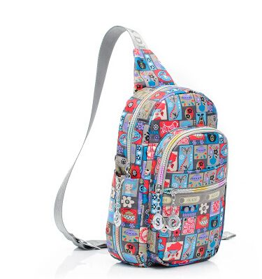 2014 New arrival ripstop nylon sling bag fashion women cross body sling bags girls nylon travel sling bags free shipping $23.99