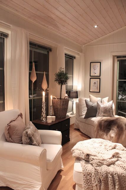 Cozy Living Room: 25+ Best Ideas About Warm Living Rooms On Pinterest