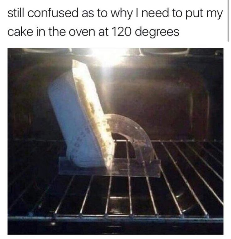 Guys have this problem if they don't know how to cook XD