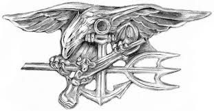 navy seal trident tattoo - Google Search